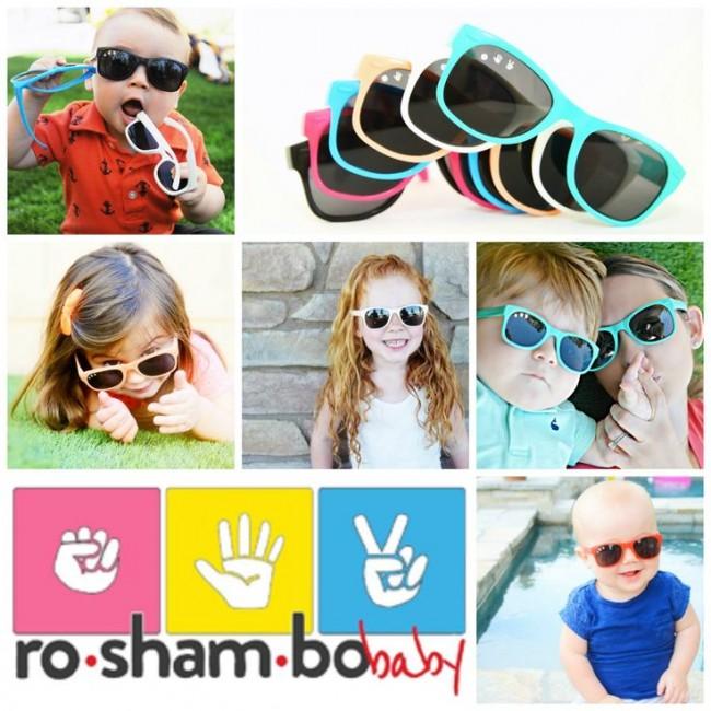 RoShamBo Baby Shades - Blue