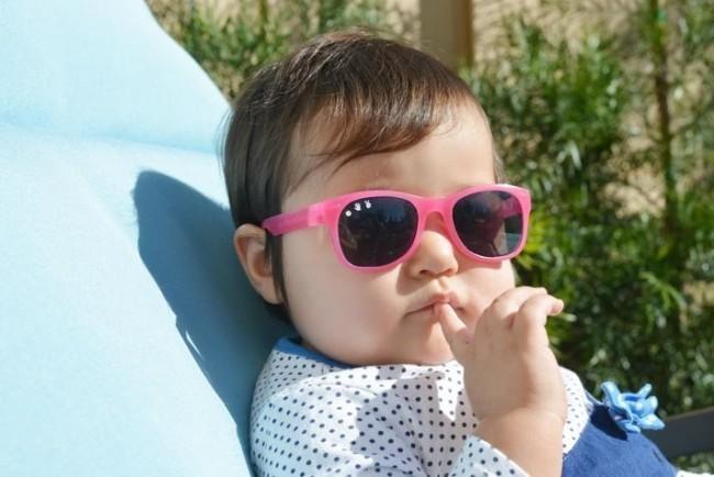 30e5cb198ca RoShamBo Baby Shades - Pink