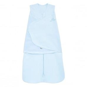 Halo Newborn Cotton Blue Swaddle
