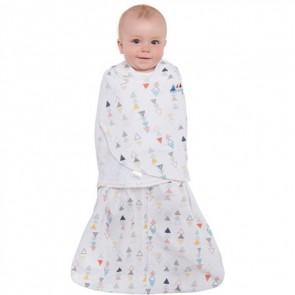 Halo Newborn Cotton Multi Triangle Swaddle