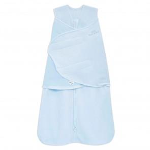 Halo Newborn Fleece Blue Swaddle