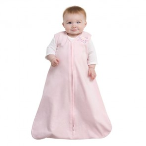 Halo Small Cotton Pink Blanket