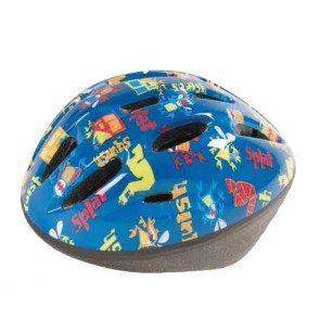 Toddler Blue Helmet