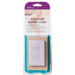 Universal Outlet Cover (White)